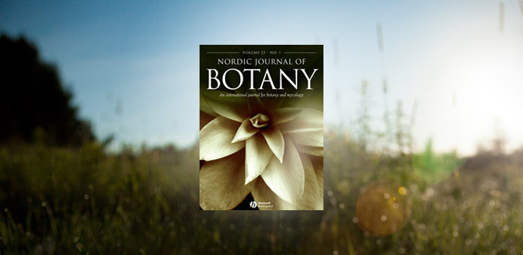 Nordic Journal of Botany